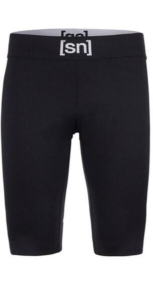 super.natural Active korte broek Heren zwart